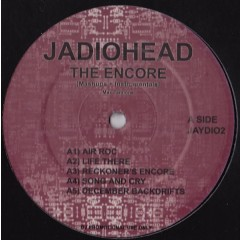 Max Tannone - Jaydiohead: The Encore