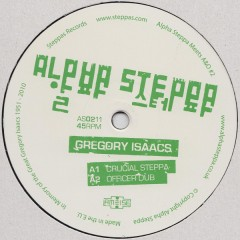 Gregory Isaacs / Alpha Steppa / Alpha & Omega - Crucial Steppa / Know & Understand