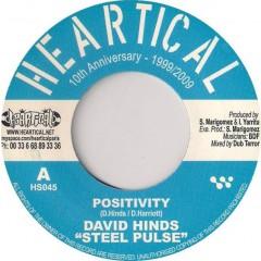 David Hinds - Positivity / Midnight Organ