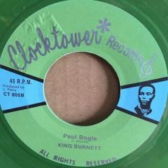 King Burnett - Paul Bogle