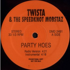 Twista - Party Hoes