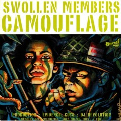 Swollen Members - Camouflage / Members Only