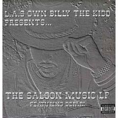 L.A.'s Own Billy The Kidd - L.A.s Own Billy The Kidd Presents... The Saloon Music LP
