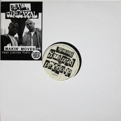 Q Ball & Curt Cazal - Makin Moves EP
