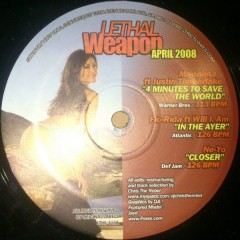 Various - Lethal Weapon: April 2008