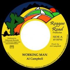 Al Campbell - Working Man