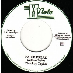 Chokey Taylor - False Dread
