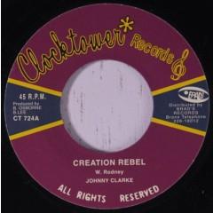 Johnny Clarke - Creation Rebel