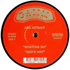 Red Astaire - Whatcha Do / Down 2 Earth
