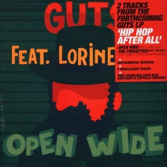 Guts - Open Wide