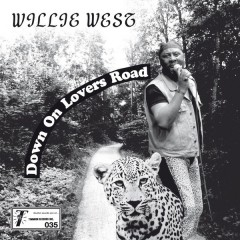 Willie West - Down On Lovers Road