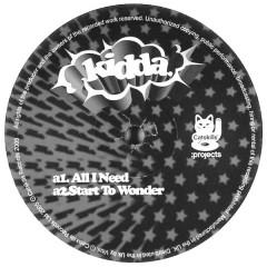 Kidda - The Word Booty EP