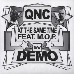 Q Ball & Curt Cazal - At The Same Time / Demo
