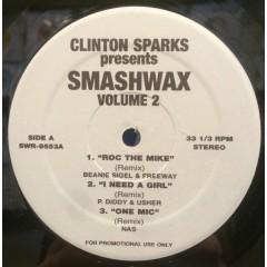 Clinton Sparks - Smashwax Volume 2