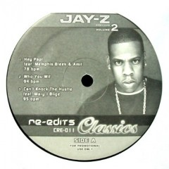 Jay-Z - Jay-Z Edition Volume 2