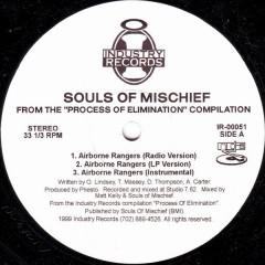 Souls Of Mischief / Swollen Members - Airborne Rangers / Groundbreaking