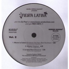 Various - Fiesta Latina Vol. 2