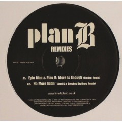 Plan B - Remixes