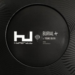Burial - Young Death / Nightmarket
