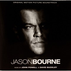 John Powell - Jason Bourne: Original Motion Picture Soundtrack