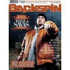 Backspin #89