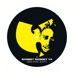 Various - Shimmy Shimmy Ya (Big Mac Edit) / Brooklyn Zoo (Big Mac Edit)