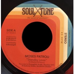 Moses Patrou - Standby Lover
