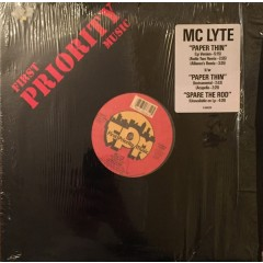 MC Lyte - Paper Thin / Spare The Rod