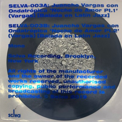 Juancho Vargas con Ondatrópica - Noche de Amor
