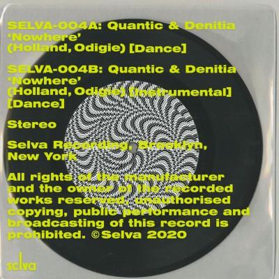 Quantic & Denitia - Nowhere