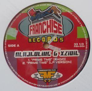 Funkmaster Flex - 60 Minutes Of Funk Vol. 3 Sampler