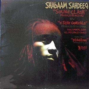 Shabaam Sahdeeq - Sound Clash / 5 Star Generals