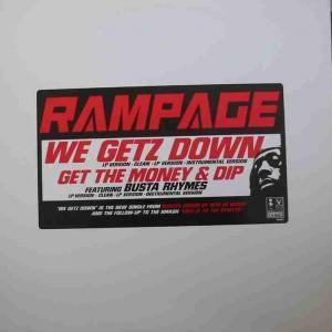 Rampage - We Getz Down