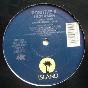 Positive K - I Got A Man / Night Shift