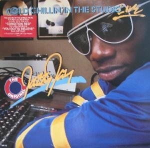 Jazzy Jay - Cold Chillin' In The Studio Live