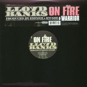Lloyd Banks - On Fire / Warrior