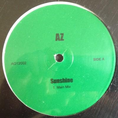 AZ - Sunshine / What's The Deal