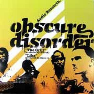 Obscure Disorder - The Grill / Like