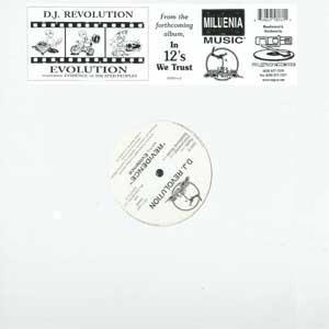 DJ Revolution - Evolution