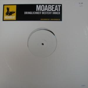 Moabeat - Dringlichkeit Besteht Immer (Instrumentals)