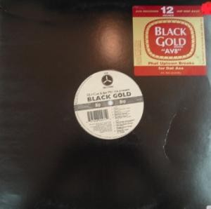 I-Cue & Jae Mo' Ice - Black Gold