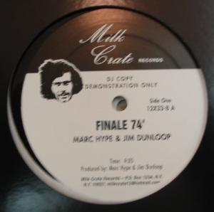 Marc Hype & Jim Dunloop - Finale 74'