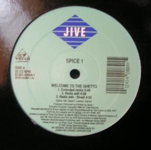 Spice 1 - Welcome To The Ghetto