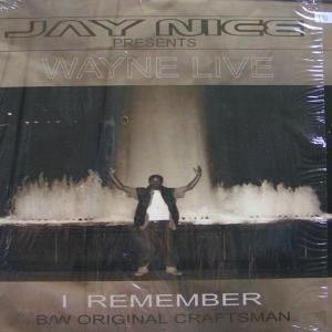 Jay Nice - I Remember / Original Craftsman
