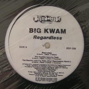 Big Kwam - Regardless
