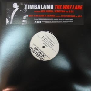 Timbaland - The Way I Are / Give It To Me