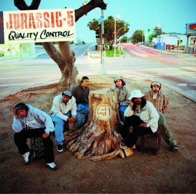 Jurassic 5 - Qualitiy Control