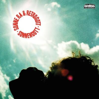Retrogott & Sonne Ra - Sonnengott