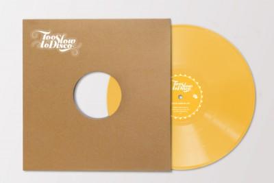 Dave Mathmos - Too Slow To Disco Edit 03 (LTD Yellow 10inch)