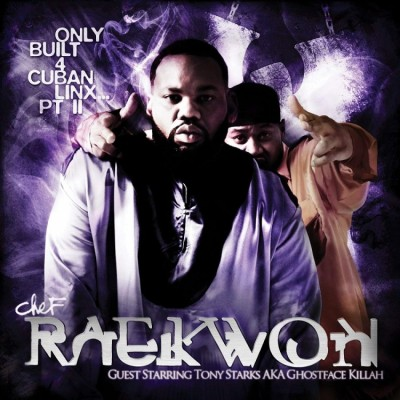 Raekwon - Only Built For ... Vol.2 (Ltd. Colored.10th Anniv)